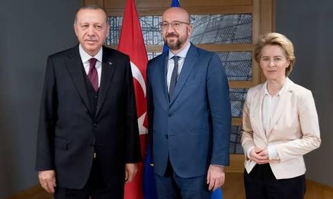 Η Ευρωπαϊκή Ένωση θα πληρώνει τον Ερντογάν για «ήσυχα καλοκαιρία»
