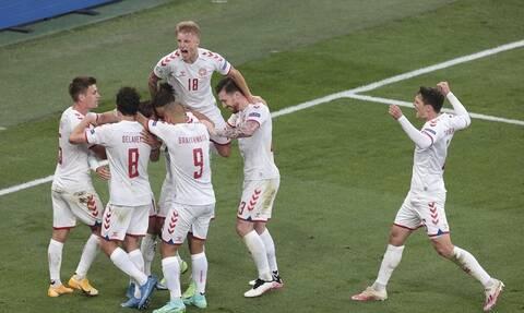 Euro 2020: Τρομερή Δανία! Μάγκικη πρόκριση για τον Κρίστιαν Έρικσεν (videos)