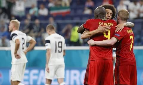 Euro 2020: Ιστορικό απόλυτο το Βέλγιο – Πλησίασε στο όνειρο η Φινλανδία (videos)