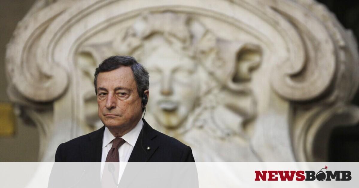 facebookMario Draghi