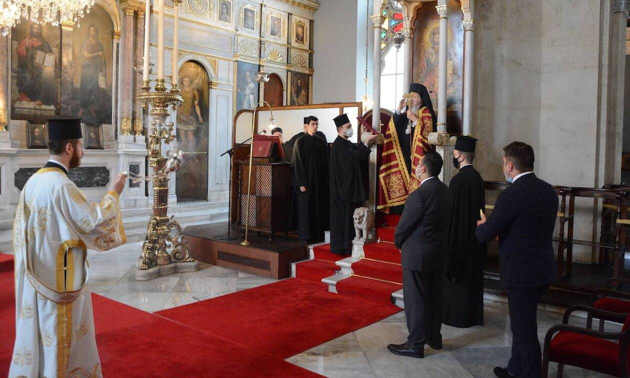 Η εορτή του Αγίου Πνεύματος στο Οικουμενικό Πατριαρχείο
