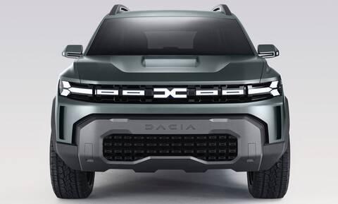 Η Dacia άλλαξε λογότυπο