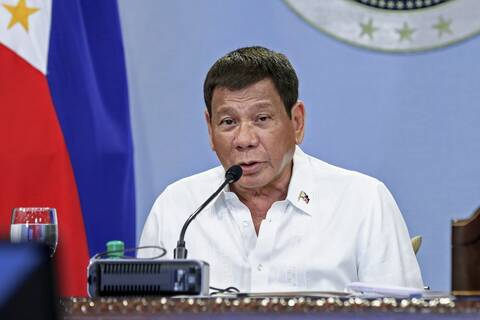 Φιλιππίνες: Ο πρόεδρος Ντουτέρτε καταφέρεται ξανά με βαριές εκφράσεις εναντίον του ΔΠΔ