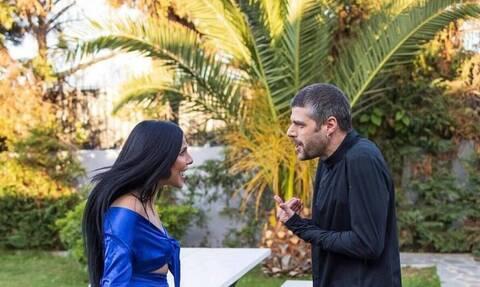 Ηλιάννα Ζέρβα: Οι επικοί καβγάδες με τον πρωταγωνιστή των «8 Λέξεων» Ιάσονα Παπαματθαίου