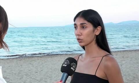 Η πρώην παίκτρια του GNTM απαντά για τη δουλειά της σερβιτόρας (video)