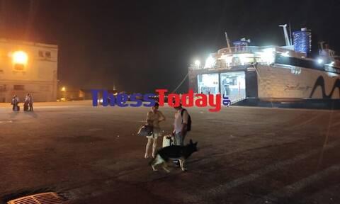 Χειροπέδες στον πλοίαρχο του Speed Runner Jet για το δρομολόγιο Σκιάθος – Θεσσαλονίκη – Τι συνέβη