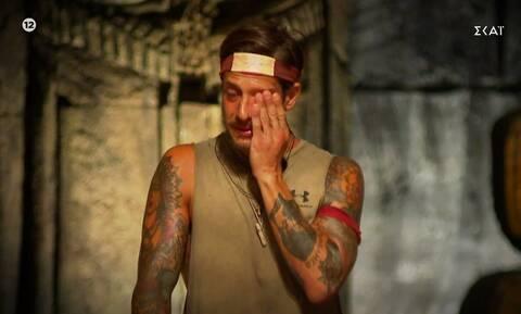 Survivor: Κατέρρευσαν οι παίκτες – Συγκλονιστικές εξομολογήσεις (video)
