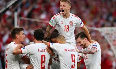 Euro 2020: Η συγκινητική κίνηση του Δανού κόουτς για Έρικσεν που παρατήρησαν ελάχιστοι (pics+vid)