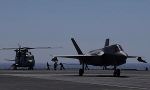 ΗΠΑ: Εγκρίθηκε το νομοσχέδιο για ενίσχυση της αμυντικής συνεργασίας με την Ελλάδα- Τι περιλαμβάνει