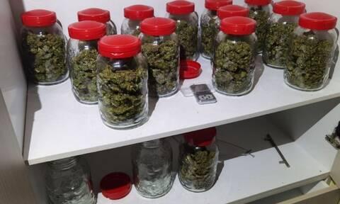 Και όμως… Η Οικονομική Αστυνομία συνέλαβε ναρκεμπόρους – Η «σερβιτόρα», ο «ροφός» και ο «βοσκός»