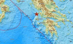 Σεισμός ΤΩΡΑ στη Λευκάδα (pics)