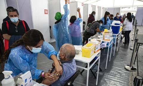 Εμβολιασμοί στη Χιλή