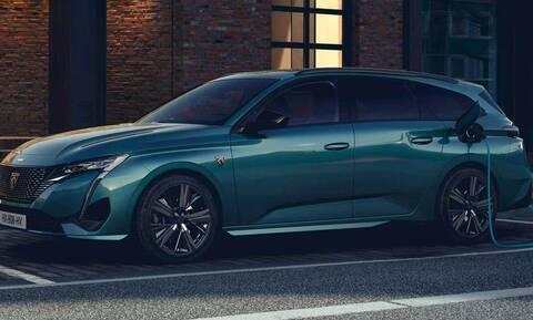 Το νέο Peugeot 308 έγινε και στέισον και plug-in υβριδικό