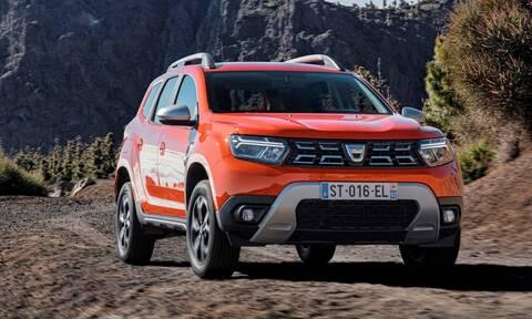 Η Dacia ανανεώνει το Duster
