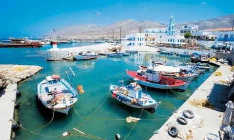 To πανέμορφο νησί δίπλα από την Κρήτη που λίγοι γνωρίζουν