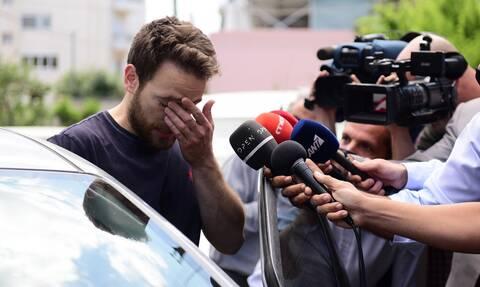 Έγκλημα Γλυκά Νερά: Ατάραχος χωρίς διάθεση για κουβέντα στο κελί του ο συζυγοκτόνος