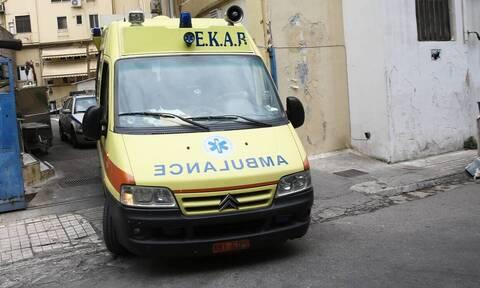 Τραγωδία στην Κρήτη: Νεκρός ο ηλικιωμένος που έπεσε από μπαλκόνι ύψους 10 μέτρων