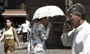 Αρνιακός στο Newsbomb.gr για τον καιρό: «Καμίνι» η χώρα - Πού θα χτυπήσουν τα 42αρια