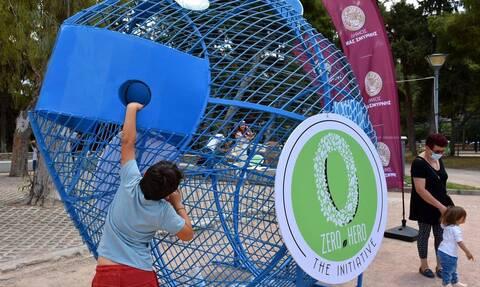 Ρεπορτάζ Newsbomb.gr: Η Νέα Σμύρνη «πρασινίζει» και έχει στόχο να ξεφορτωθεί τους πράσινους κάδους
