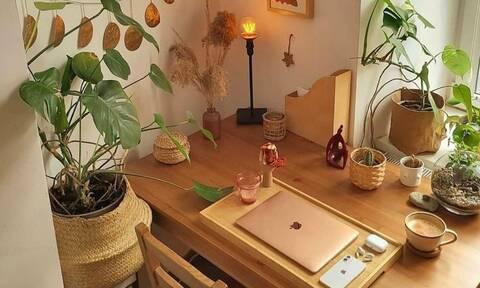 Γέμισε το γραφείο σου με φυτά: 8 ιδέες για να εμπνευστείς και να νιώσεις καλοκαίρι!