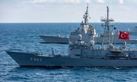Αντι - NAVTEX από Τουρκία: «Η Ελλάδα παραβιάζει το Μνημόνιο Συνεργασίας»