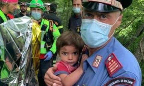 Ιταλία: Τέλος στο θρίλερ της εξαφάνισης του 2χρονου Νικόλα - Τον εντόπισε δημοσιογράφος
