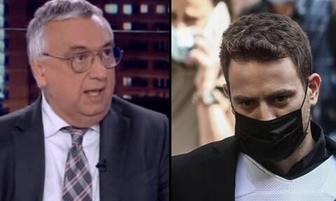 Δημήτρης Σούρας Χαράλαμπος Αναγνωστόπουλος