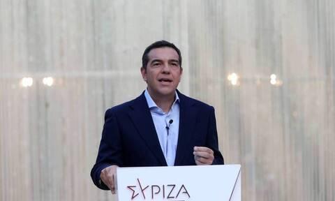 Τσίπρας: Ισχυρό μήνυμα προγραμματικής ετοιμότητας και νίκης στις επόμενες εκλογές από τον ΣΥΡΙΖΑ