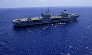 Μαύρη Θάλασσα: Προειδοποιητικά πυρά ρωσικού πολεμικού εναντίον βρετανικού πλοίου