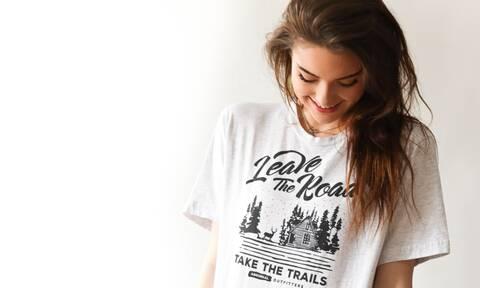 How To: Δες πώς θα αναβαθμίσεις το T-shirt σου