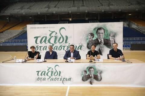 Άννα Μαρία Παπαχαραλάμπους, Χρήστος Δήμας, Παναγιώτης Τριαντόπουλος, Αργύρης Πανταζάρας και Χρήστος Πλαΐνης