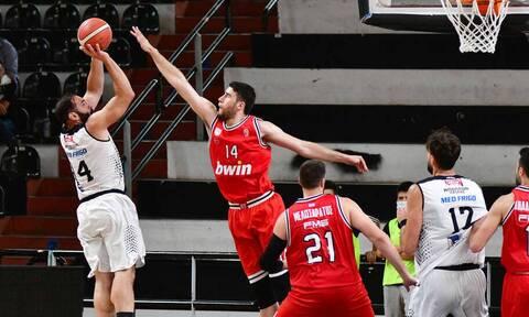 Α2 Ανδρών: Έριξε στο «καναβάτσο» τον Ολυμπιακό ο Απόλλων και επέστρεψε στην Basket League