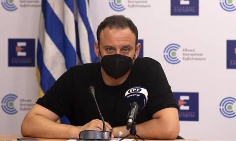 Κορονοϊός – Μαγιορκίνης στο Newsbomb.gr: Λιγότερα από 10 τα κρούσματα μετάλλαξης ΔΕΛΤΑ στην Ελλάδα