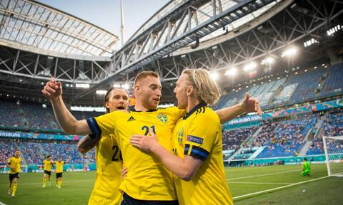 Euro 2020 Σουηδία-Πολωνία 3-2: Δραματική νίκη και πρωτιά