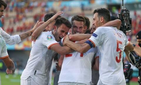 Euro 2020 Σλοβακία-Ισπανία 0-5: Την σκόρπισε και ετοιμάζεται για Κροατία
