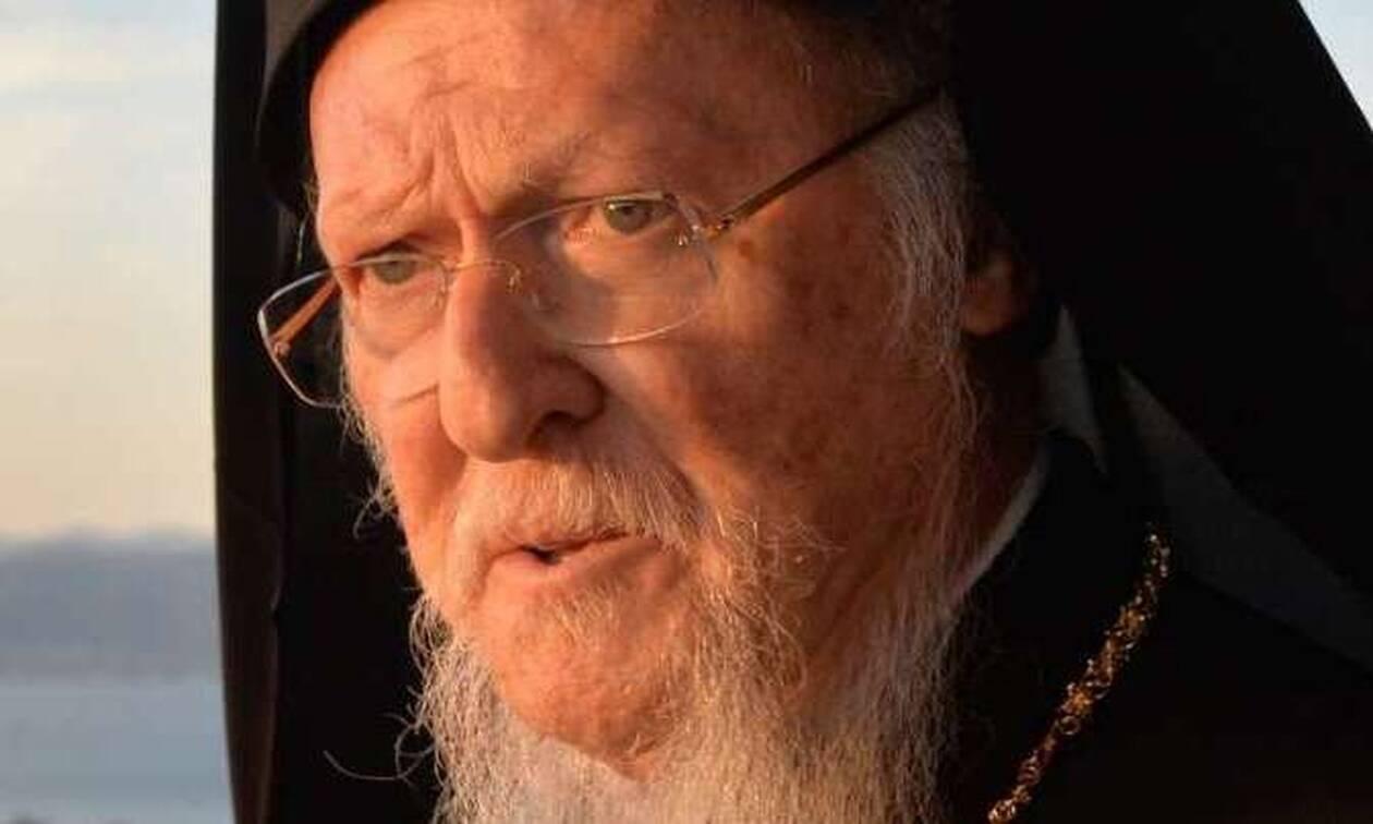 Τηλεφωνική επικοινωνία του Οικουμενικού Πατριάρχη Βαρθολομαίου με τον Αρχιεπίσκοπο Ιερώνυμο
