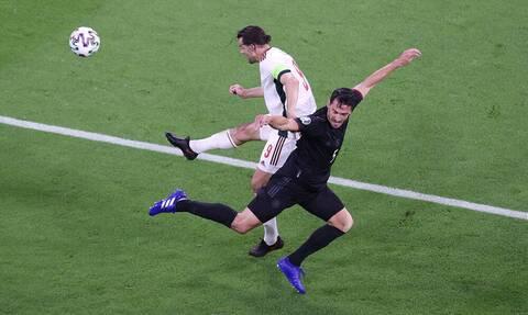 Euro 2020 Γερμανία - Ουγγαρία 2-2:  Λυτρωτής Γκορέτσκα έστειλε στους «16» την Γερμανία
