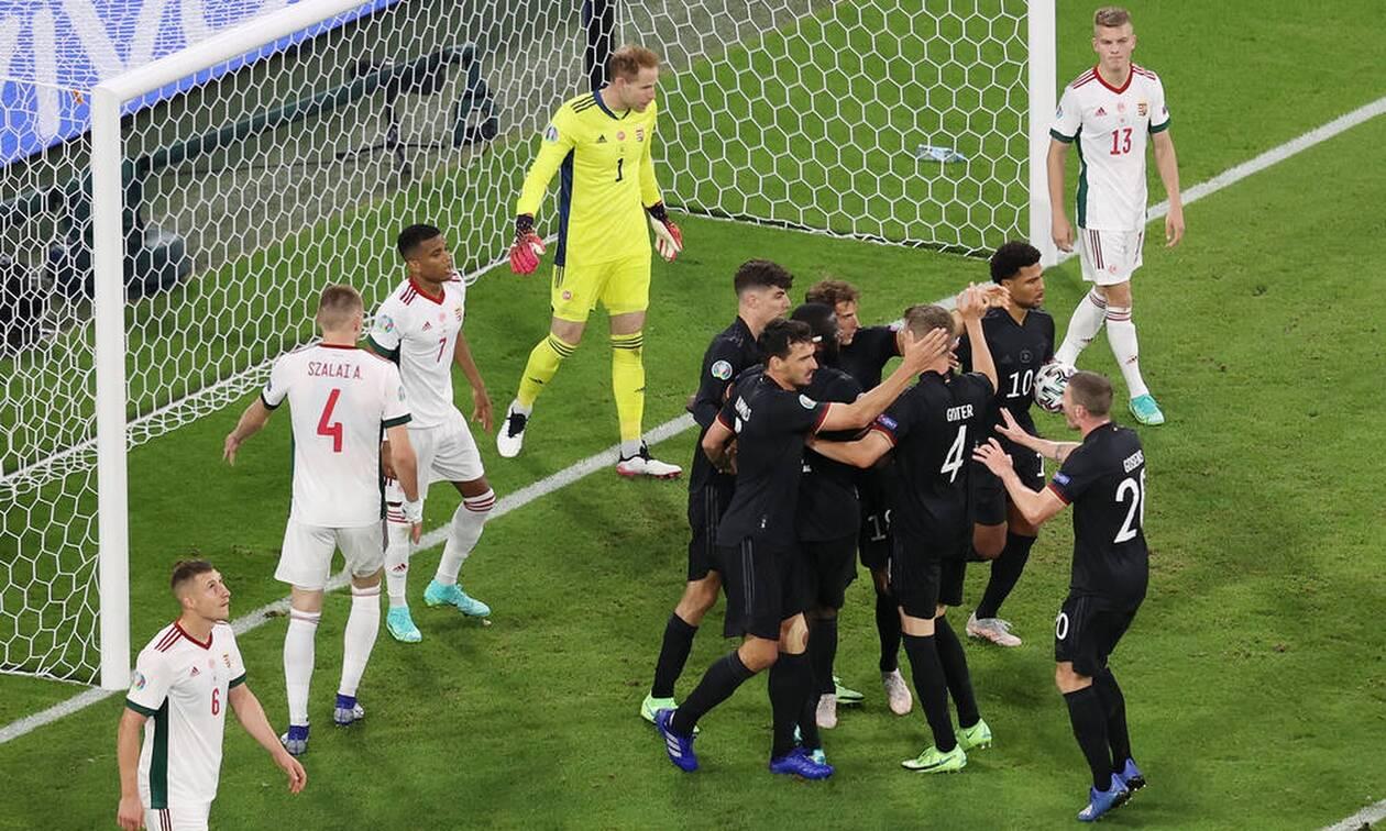 Euro 2020: Το μονοπάτι του «θανάτου» μέχρι τον τελικό και η... ευκαιρία Αγγλίας και Γερμανίας