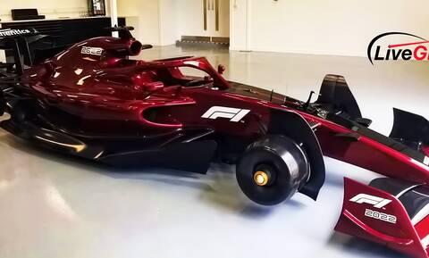 Έτσι θα είναι τα μονοθέσια της F1 για το 2022