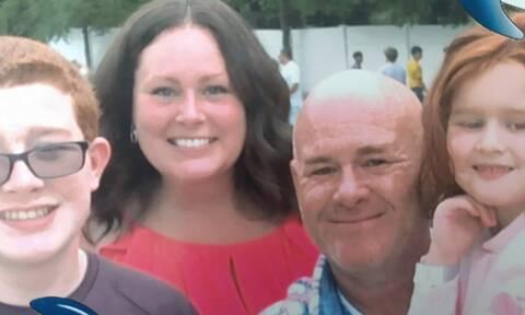 ΗΠΑ: Ελληνοαμερικανός δολοφόνησε τη σύζυγο και τα δύο παιδιά του ανήμερα της Ημέρας του Πατέρα