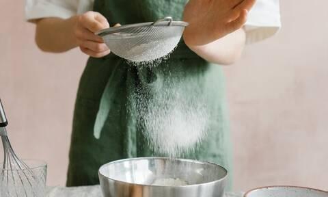 Αλεύρι: Πού μπορείτε να το χρησιμοποιήσετε εκτός από τη μαγειρική