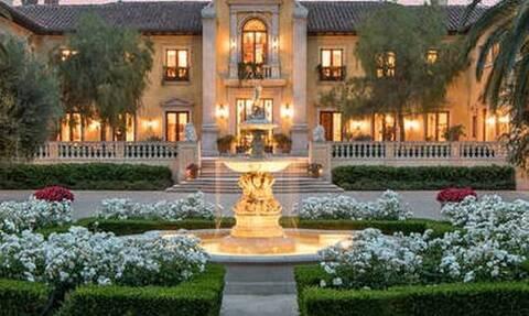 «Σπάει» τα κοντέρ: Το ακριβότερο σπίτι όλων των εποχών!