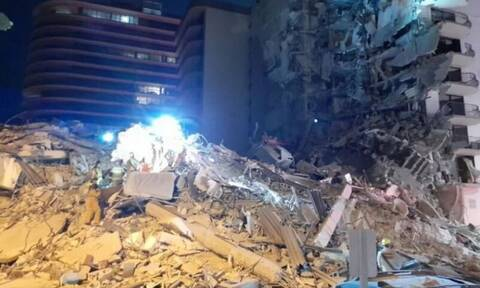 Συναγερμος στο Μαϊάμι: Κατέρρευσε πολυώροφο κτήριο - Φόβοι για νεκρούς