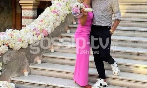 Γνωστό ζευγάρι παντρεύτηκε χθες στη Θεσσαλονίκη- Οι πρώτες φωτό (pics)