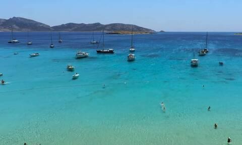 Κουφονήσια: Ο μικροσκοπικός επίγειος παράδεισος του Αιγαίου (video)
