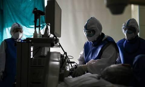 В России за сутки выявили 20 182 случая заражения коронавирусом. Это максимум с 24 января