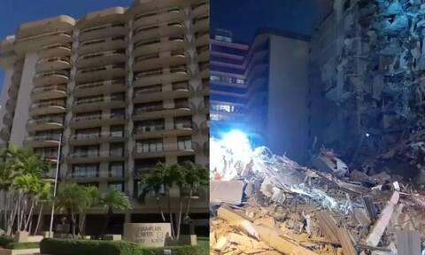 Συναγερμος στο Μαϊάμι: Κατέρρευσε κτήριο δίπλα στο σπίτι της Ιβάνκα Τραμπ - Τουλάχιστον ένας νεκρός