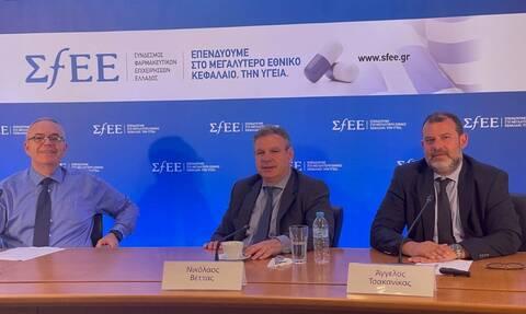 ΙΟΒΕ: 6,7 δισ. ευρώ συνεισφέρει ο κλάδος του φαρμάκου στο ΑΕΠ