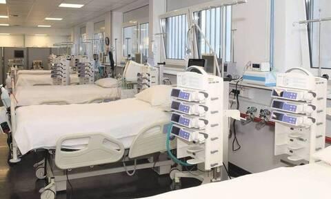 Κορονοϊός – Εύβοια: Δύο νέοι θάνατοι στη ΜΕΘ του Νοσοκομείου Χαλκίδας