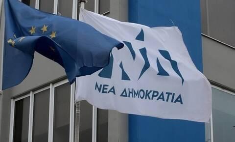 Νέα Δημοκρατία: Ο ΣΥΡΙΖΑ παραμένει το κόμμα της αφισορρύπανσης